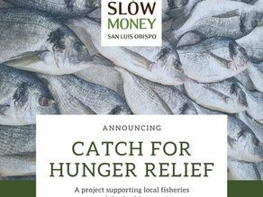 Catch for Hunger Relief: A project bringing the sea's bounty to our community