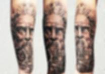 Zeus tattoo and Big Ben.jpg