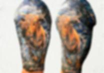 zodiac taurus tattoo london