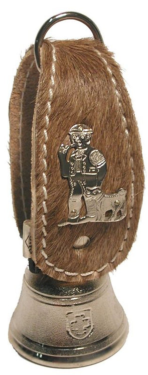 Appenzeller Glocke mit Kuh-Ornament