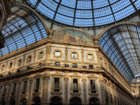My Solo Trip to Milan