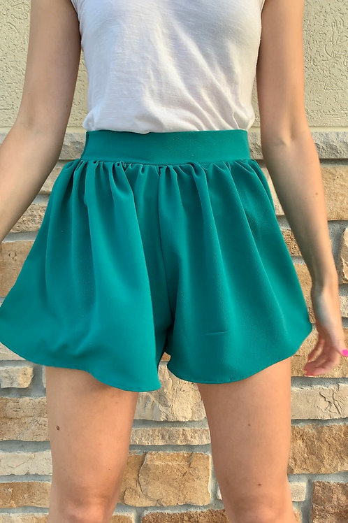 Go With the Flow Shorts
