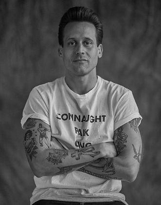 Photo of owner, Jonny Poettcker.