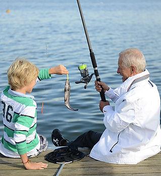 Bonding with Fish