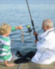 La vinculación con los pescados