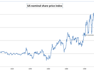 Do shares always produce good returns over the long run? No. 2 Examples.