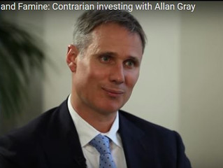 Contrarian investing - Allan Gray's approach.