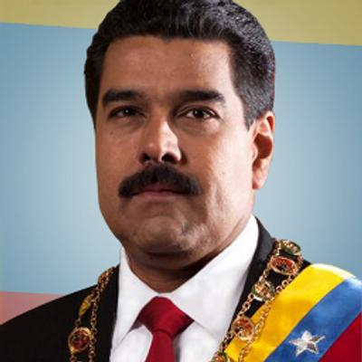 Nicholas Maduro, President Venezuala