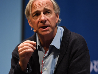 Dalio - the 4 main influences on economic outcomes