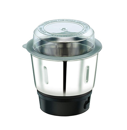 Mixer Grinder Chutney jar with lid