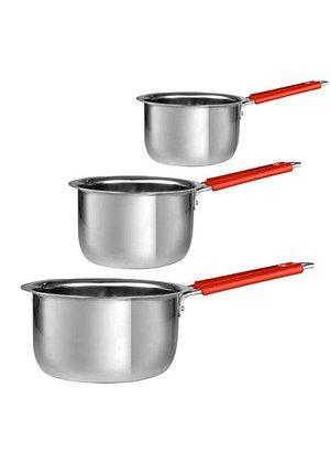 Stainless Steel Boling Pan   Cooking Pan   Milk Pan   Induction Base