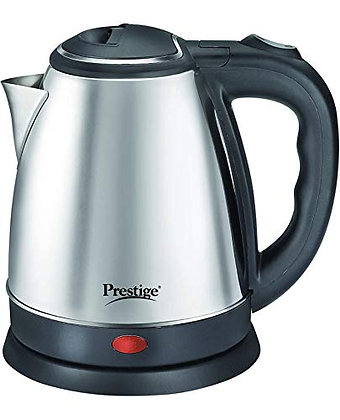 Prestige STH Steel Kettle, 1500 ml