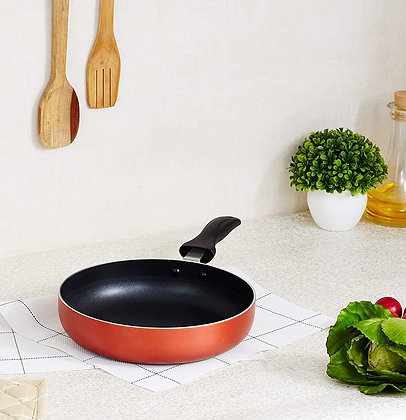 Non-Stick Fry Pan with 2-Way Non-Stick Coating