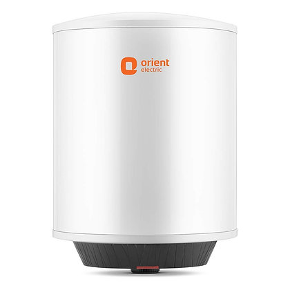 Orient Electric Ecowonder 10-Litre Vertical Storage Water Heater (White)- BEE 5*