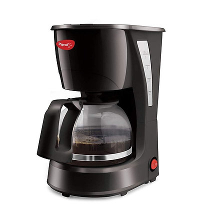 Brewster Coffee Maker. A Small Size Coffee Maker of Home Machine (Black)