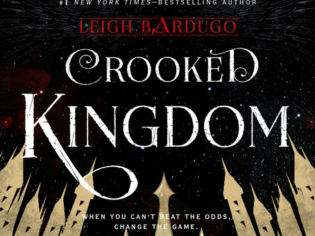 AudioFile Review: CROOKED KINGDOM