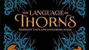 USA Today Must Listen: THE LANGUAGE OF THORNS