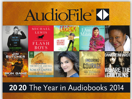 AudioFile's Best Voices of 2014