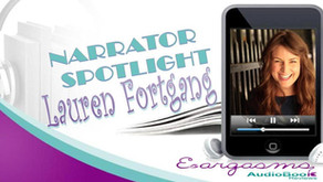 Eargasms Audiobook Reviews: Narrator Spotlight