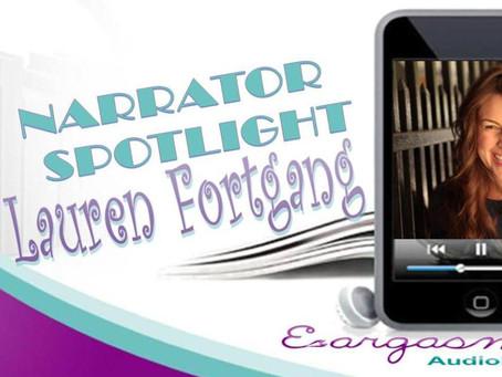 Eargasms Audiobook Reviews: Narrator Spotlight
