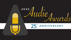 Publishers Weekly: Audie Award Nomination for NINTH HOUSE