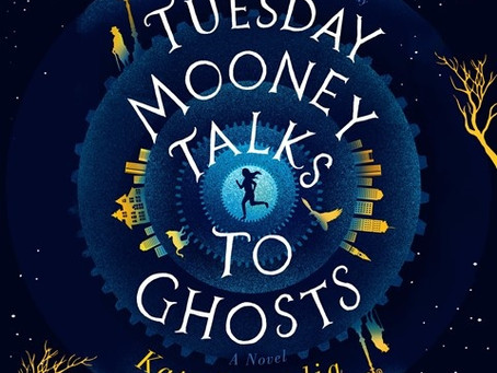 Audiofile Review: TUESDAY MOONEY TALKS TO GHOSTS