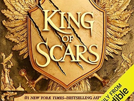 Audiofile Review: KING OF SCARS