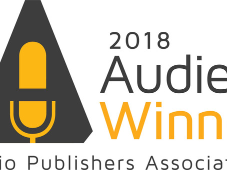 THE LANGUAGE OF THORNS Wins 2018 Audie Award