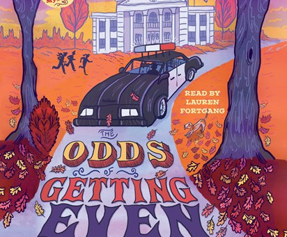 AudioFile Review: THE ODDS OF GETTING EVEN