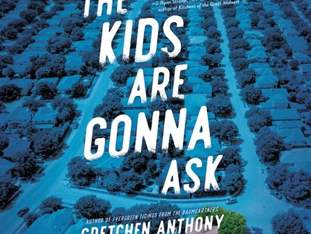 Audiofile Review:  THE KIDS ARE GONNA ASK