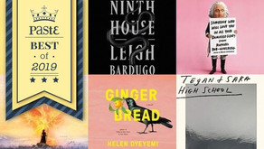 Paste Top 19 Best Audiobooks of 2019: NINTH HOUSE