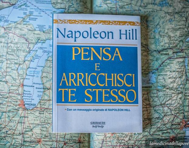 Ottobre 2018: Pensa e arricchisci te stesso, Napoleon Hill