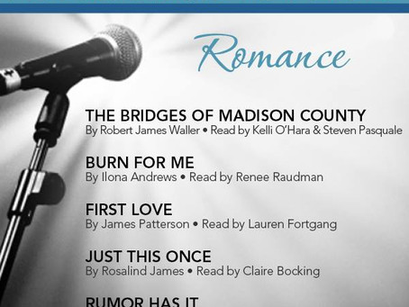 First Love Nominated For Audie