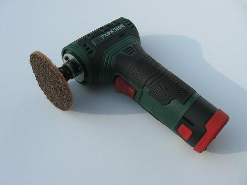 Adapter Roloc for Parkside 12v cordless angle grinder PWSA roll lock 12-Li B1 sa