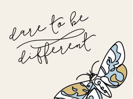 Daring to be Different!