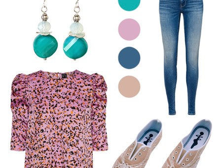 A Little Outfit Inspiration...