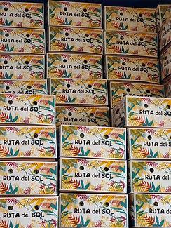 Bagatocorp Ruta del Sol boxes
