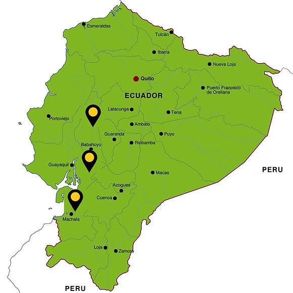 BAGATOCORP farms Ecuador