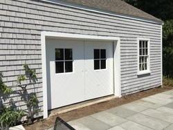 Addition of Side Door Opens to Patio