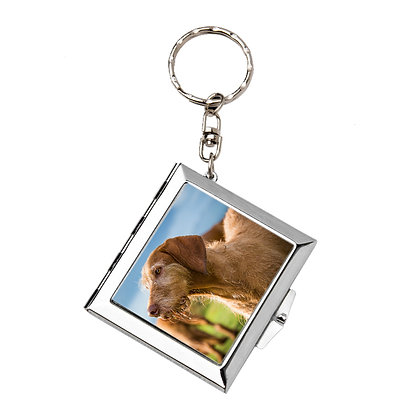 Mirror pocket for sublimation