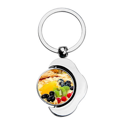 Keychain for sublimation