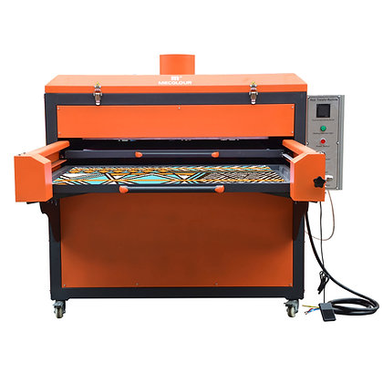Semi-Automatic Pneumatic Double Station Heat Press Machine 80cmx100cm