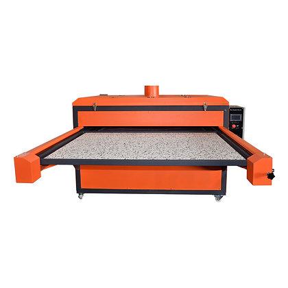 Automatic Pneumatic Unilateral Double Station Heat Press Machine 1.2mx1.5m
