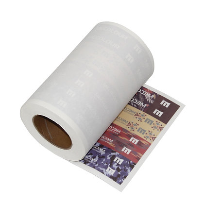 0.21x100m sublimation paper for lanyard transfer