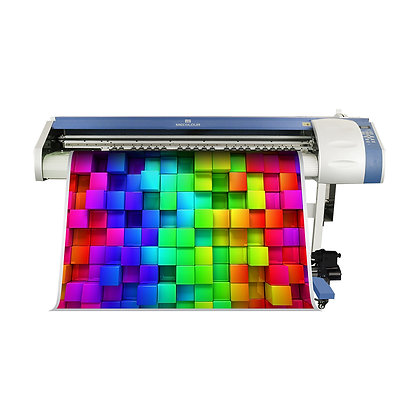 ME-1200HT 1.2m sublimation printer with an Epson DX5 head