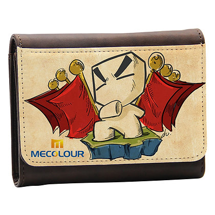 Brown Wallet for sublimation - Medium