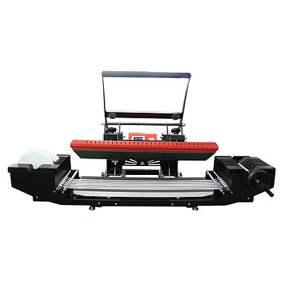 Lanyard Heat Press With Feeding Device-25x100cm