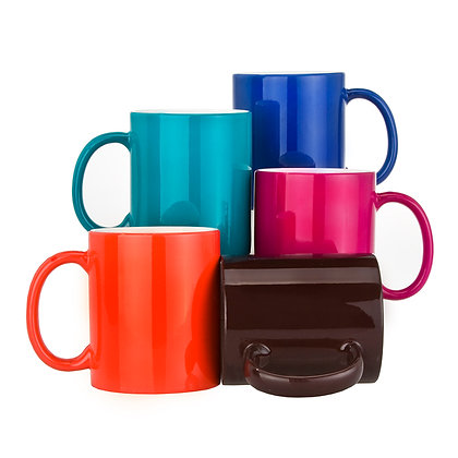 11oz Ceramic Color Changing Sublimation Mug