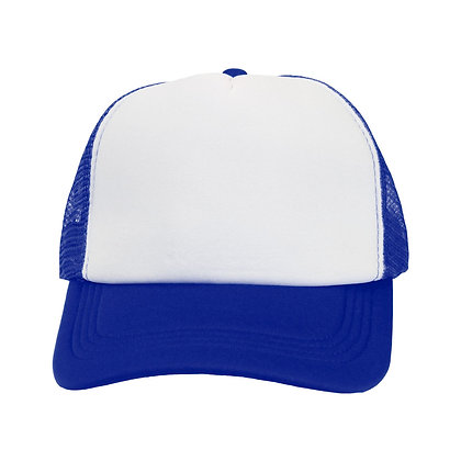 Advertising Custom 100% Polyester Sports Mesh Trucker Cap