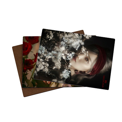 3mm thickness 200x285mm  Sublimation Blanks MDF Board
